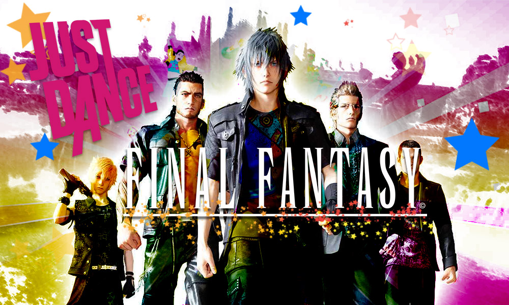 Final Fantasy Just Dance